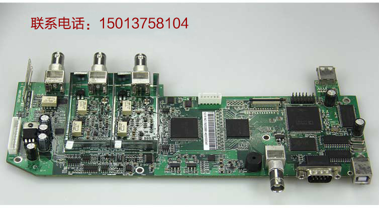 频谱仪DIP插件加工
